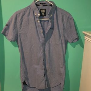 Superdry oxford shirt men's size small
